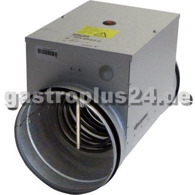 Elektro-Heizregister, 12 kW für Rohr Ø 400 mm