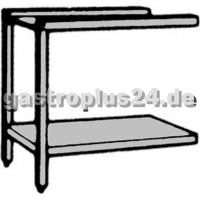 Entry and Exit Table left, 1000x520x865mm
