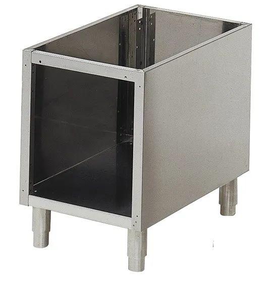 offener Unterbau für Tischgeräte B=400 mm