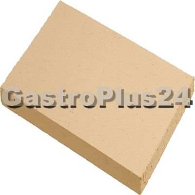 Refractory Fireclay 362 x 410 x 14 mm for FP-36/66R