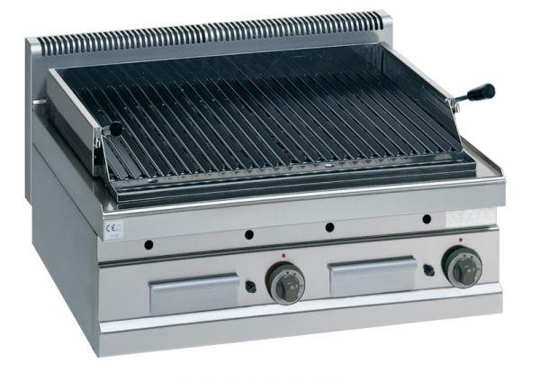 Lava Rock Grill, Gas 14.0 kW, tabletop Unit