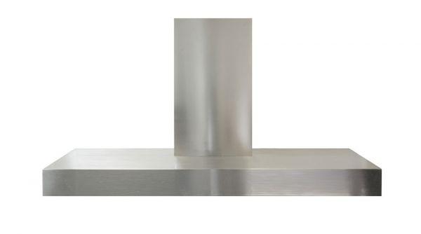 Plasma-Umlufthaube, Inselhaube, 1200x600x100/730 mm