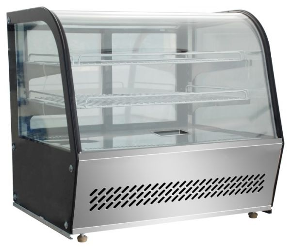 Hot Food Display HTH 160 with Convection Heating