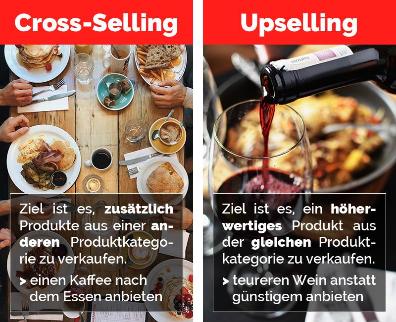Cross und Upselling