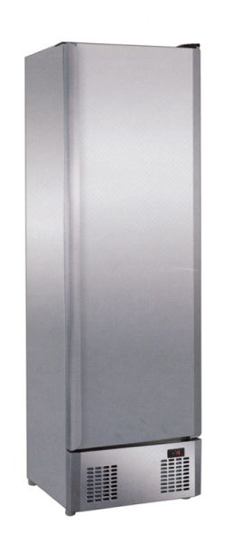 Freezer, Stainless Steel, 330 Litres