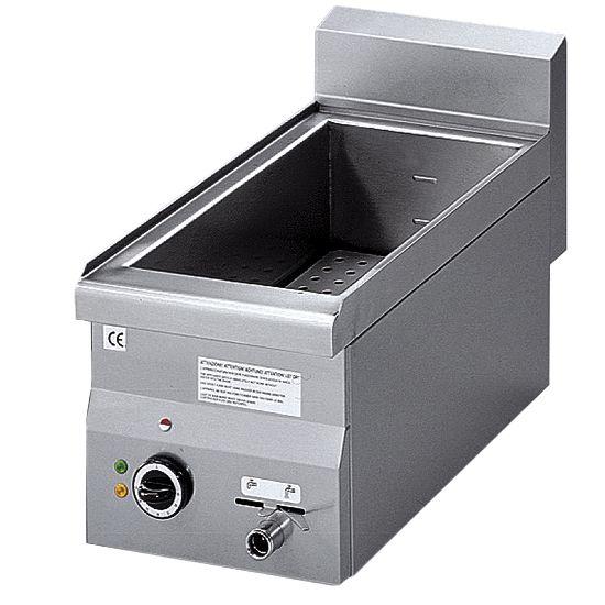 Elektro-Bainmarie, Tischmodell, 1 Becken GN, 300x600x280 mm