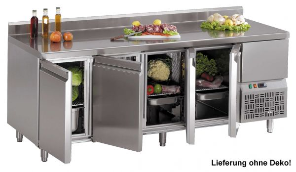 Refrigerated Table LUX 4