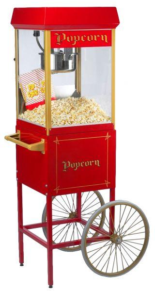 "2-Wheel-Carriage for Popcorn Machine ""Euro Pop"""