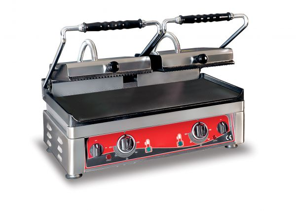 Contact Grill KG 5530 DG, top corrugated / bottom smooth, 3.5 kW