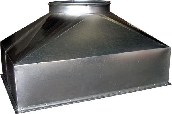 Diffusor-Kammer für Abluftreinigungsanlagen