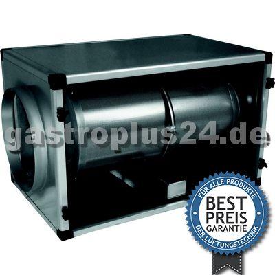 Aktivkohlebox 1200 m³/h