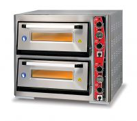 Pizza Oven CLASSIC PF 6262 DE, 2 Baking Chambers, Thermometer