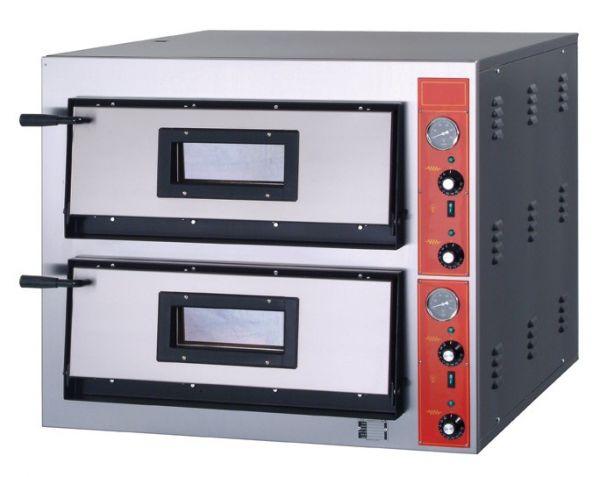 Pizza Oven E 66, 2 Baking Decks