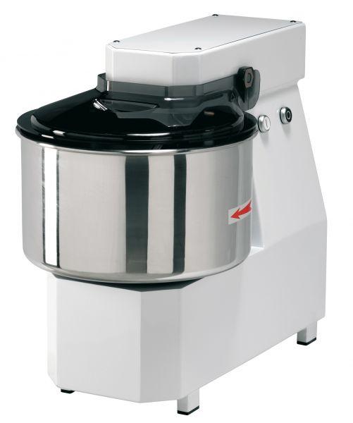 Dough Kneading Machine 25 kg, 32 Liters, Ø 400 mm