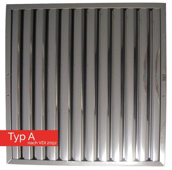 Flammenschutzfilter Typ A , 250 x 500 x 25 mm