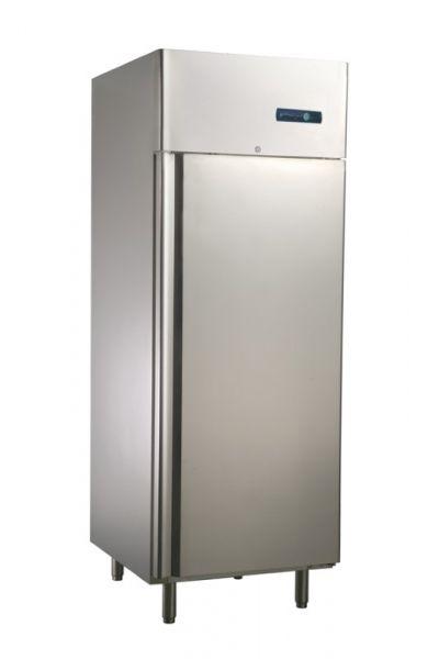 Kühlschrank, Edelstahl, 550 Liter