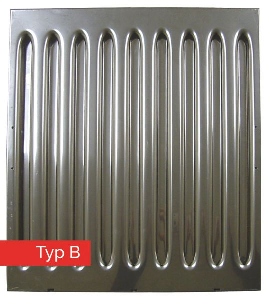 Flame proofing filter type B, 20 x 50 cm