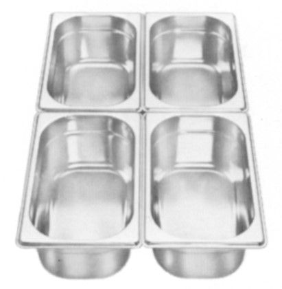Gastronorm Container ECO GN 1/4-100