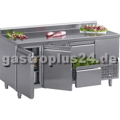 Refrigerated Table LUX 3 C2A