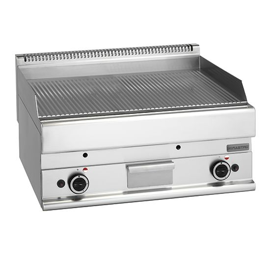Gas Grill Plate Table Top Unit Corrugated Gastroplus24