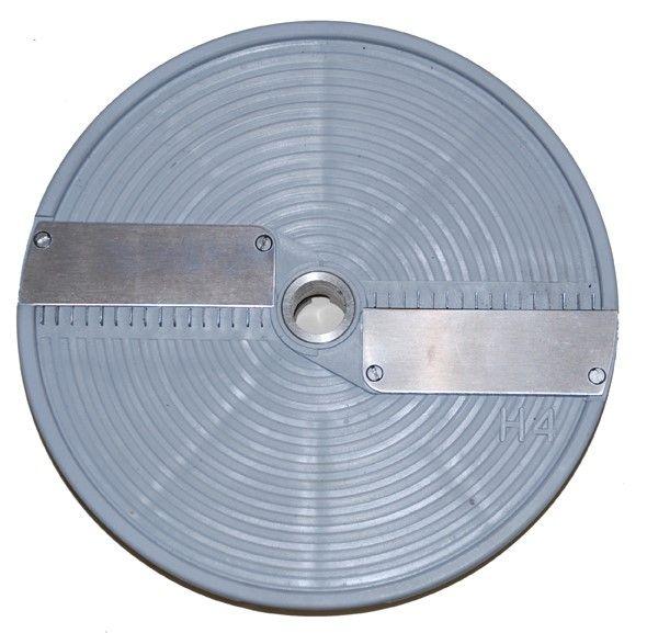 Vegetable Slicer - Stripes Cutting Disc for 4 x 4 mm