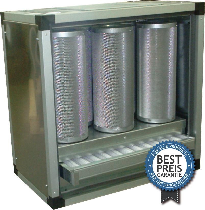 Activated Carbon Air Cleaning Gastroplus24