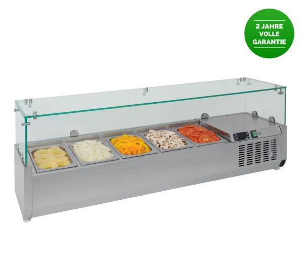 Refrigerated Table Top Display VRX 955/380
