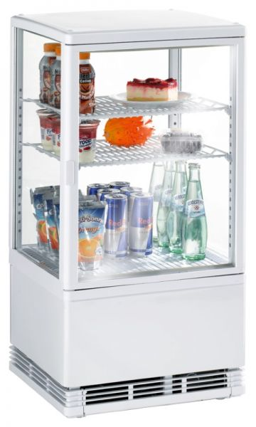 Refrigerated Counter 55 L, 55 Litres, white