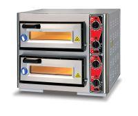 Pizzaofen/ Flammkuchenofen CLASSIC PF 4040 DE 4, 2 Backkammern