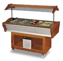 Refrigerated Catering Buffet, 1550x900x850mm