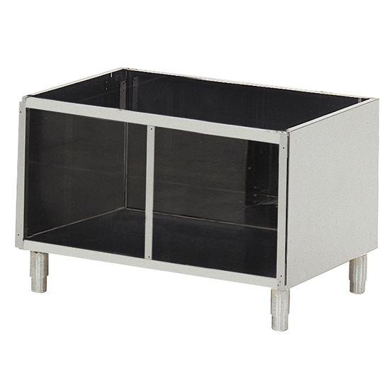 offener Unterbau für Tischgeräte B=900 mm