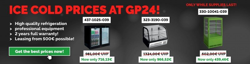 Ice cold prices!