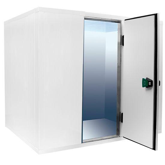 Kühlzelle, Isolierung 80 mm, H=2010 mm, 1200x1200 mm