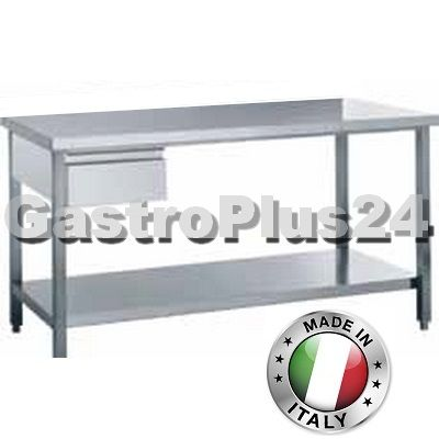 Arbeitstisch mit Schublade, 1100 x 600 x 850 mm