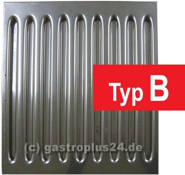 Flammenschutzfilter Typ B, 400 x 450 x 20 mm