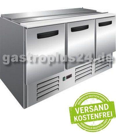 Salad Counter ECO S 903, 1365 x 700 x 850 mm