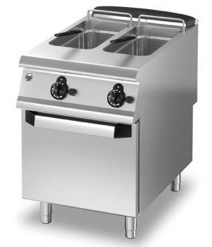 Deep Fryer, 2x 23 Litre, Gas, 42 kW