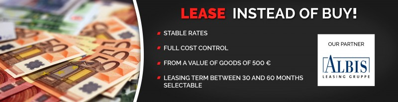 LEASE INSTEAD OF BUY