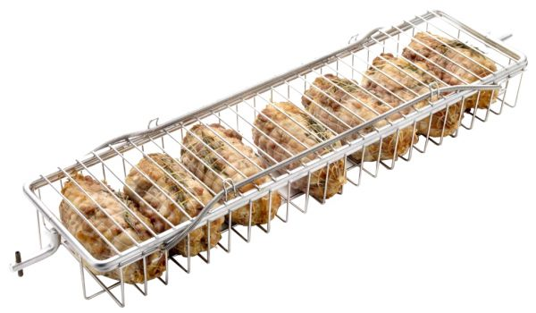 Rotary Basket for Chicken Grill E-15P-S5