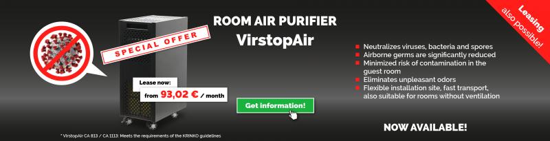 The new VirstopAir