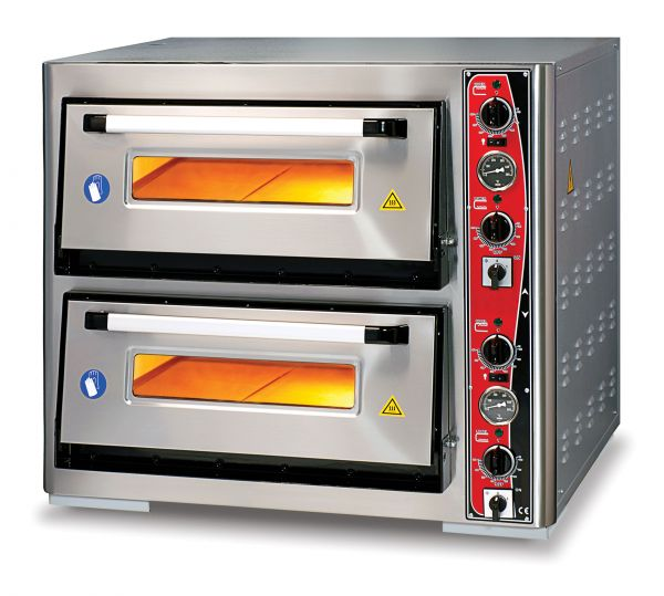 Pizza Oven CLASSIC LUX PF 70105 L, 2 Baking Chambers