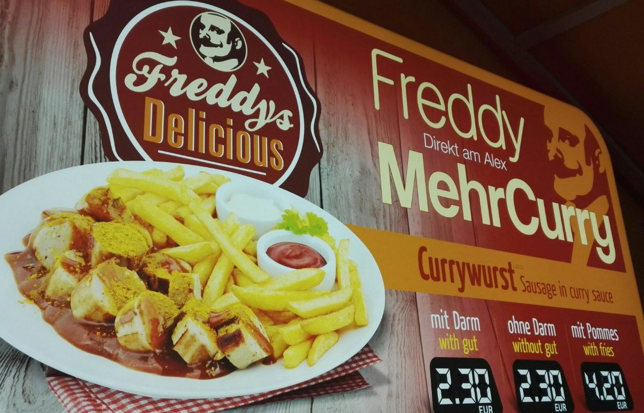 Freddy MehrCurry