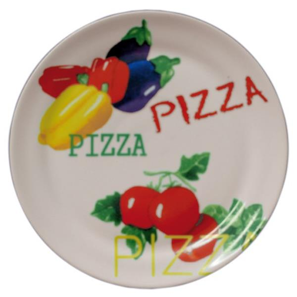 6 Pizzateller, Ø 300 mm, Motiv 2